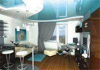 10 Идей оформления интерьера квартиры-студии