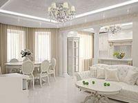 3D проектирование дизайна квартиры