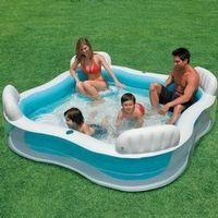 5 Правил техники безопасности для семейного бассейна