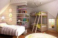 6 Вдохновляющих идей интерьера деревянного дома