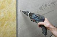 Аквапанель - новое слово в «сухом» строительстве