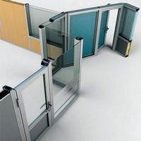 Алюминиевый профиль для офисных перегородок: функциональность и стиль