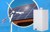 Альтернативные системы отопления. универсальные нагреватели воздуха