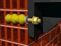 Анкерные дюбели для фасадных систем