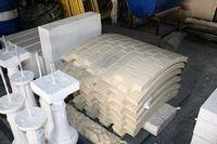 Армированный бетон. виды, свойства, технологии