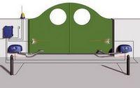 Автоматические гаражные ворота, автоматические шлагбаумы и автоматика для ворот