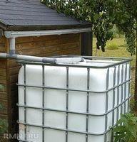 Автономное водоснабжение загородного дома. собираем дождевую воду