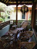 Балконы, внутренние дворики и веранды - дизайн и интерьер.