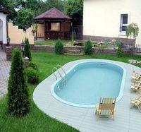 Бассейн из полипропилена. изготовление бассейна, установка бассейна в павильоне, дома, на открытом воздухе