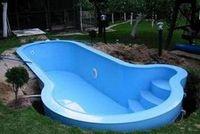 Бассейны для дачи - типы бассейнов, производители, цены