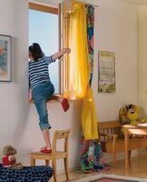 Безопасные окна для детской