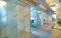 Цельностеклянные двери и перегородки. стеклянные или каркасные?