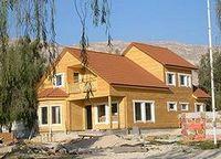 Цементно-стружечные плиты в деревянном домостроении. цсп