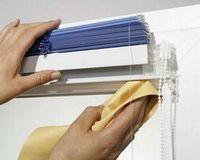 Чистка вертикальных жалюзи: химическая чистка жалюзи, стирка, насадки для чистки вертикальных жалюзи - что выбрать?