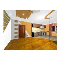 Что из себя представляет подшивной потолок?