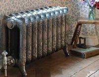 Чугунные радиаторы отопления: особенности, плюсы и минусы