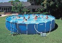 Дача с видом на... бассейн!