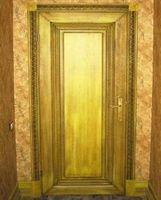 Деревянные двери: принципы выбора