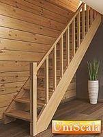 Деревянные лестницы в наших домах