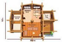 Деревянные окна для деревянных домов