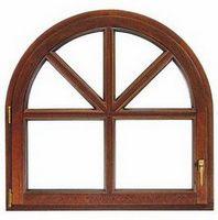 Деревянные окна и двери: отделка и долговечность