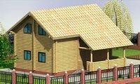 Деревянный дом skanditek для комфортной жизни