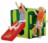 Детский игровой комплекс: интересные идеи