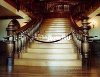 Дизайн деревянной лестницы взгляд в историю часть ii