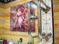 Дизайн ванной комнаты. фотоплитка
