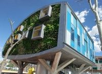 Дом с нулевым потреблением энергии, реализованный в сша