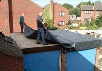Гидроизоляция крыши обеспечит долговечность дома