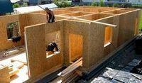 Инженерные коммуникации в доме из панелей экопан