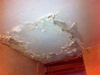 Как правильно отремонтировать потолок?