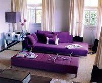 Как родился диван в дизайне интерьеров