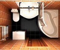 Как самостоятельно сделать ремонт в ванной?