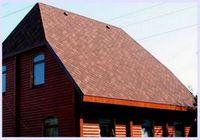 Как сделать трехскатную крышу дома своими руками