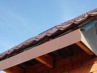 Как установить капельник на крышу
