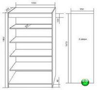 Как устроен шкаф-купе