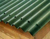 Какой размер листа ондулина используется при расчете крыши?