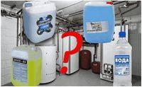 Какой теплоноситель в трубопроводе показывает наибольшую эффективность?