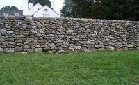 Кладка из естественного камня. методика устройства кладки из природного камня