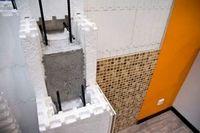 Легодом - несъемная опалубка из пенополистирола