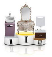 Мебель для ванной комнаты: популярные производители