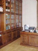 Мебель, интерьер кабинета