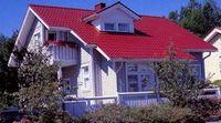 Металлочерепица - лучшее решение для крыши