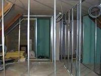 Монтаж гипсокартонных потолков и перегородок