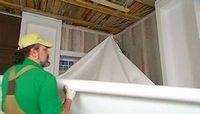 Монтаж, технология и установка потолков