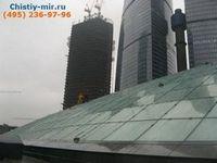 Москва-сити: мегаполис будущего.