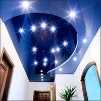Натяжной потолок: виды и особенности