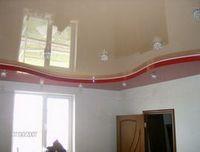 Натяжные потолки: особенности дизайна